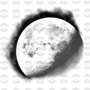 Luna tatuaggio