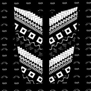 Tatuaje Maori pierna becerro