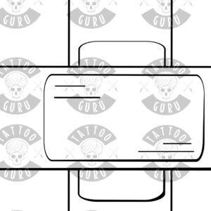 Bandaid Tattoo zoom 1