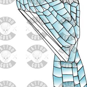 Tattoo bluejay Zoom 2