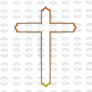 Croix de tatouage