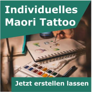 Individuelles Maori Tattoo erstellen lassen