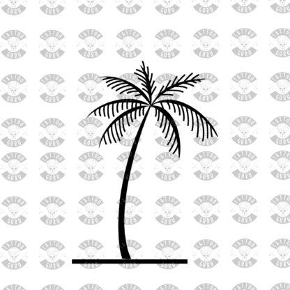 Tattoo Palmtree