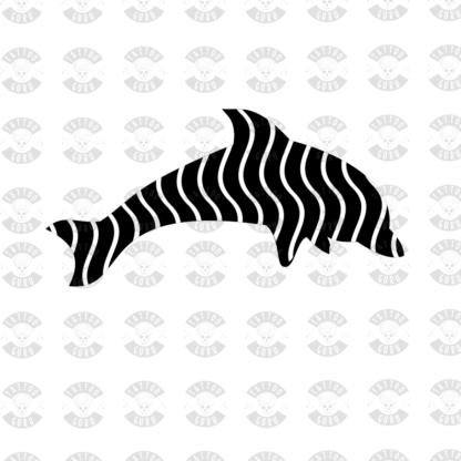 Tattoo Delfin
