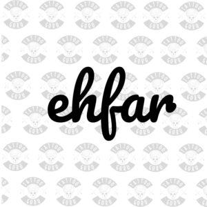 Tattoo Ehfar handschrift