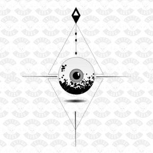 Tattoo eyeball