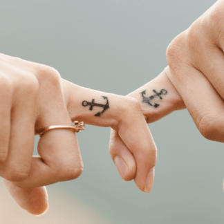 Tattoo Finger