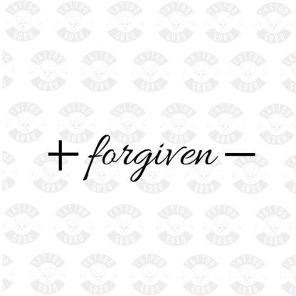 Tattoo forgiven