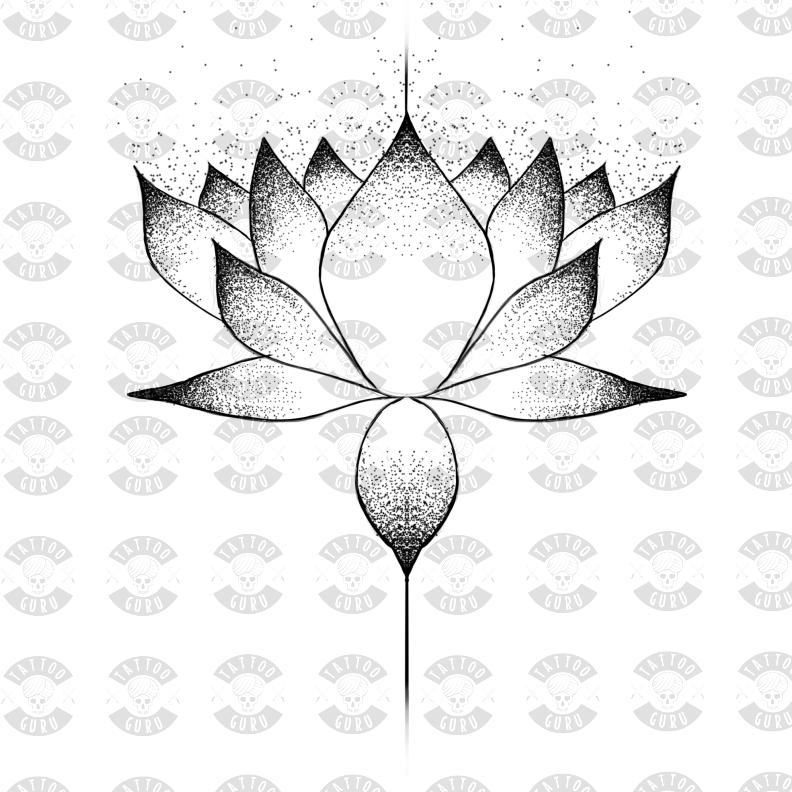 tattoo lotus template tattoo guru net