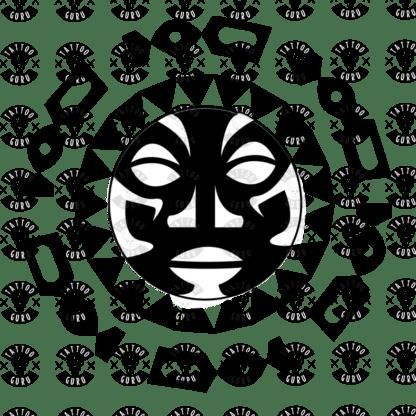 Tattoo Maori Gesicht