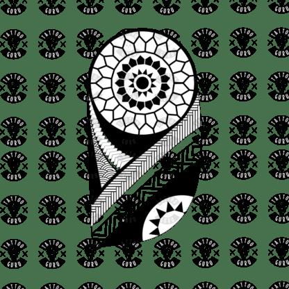 Tattoo Maori Oberarm