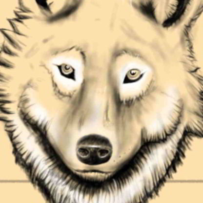 Tattoo Wolf auction preview 1