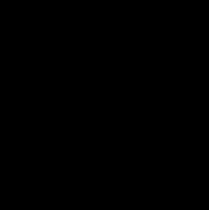 Tattoo Wolfskopf polygon