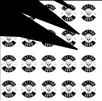 Tattoo Wolfskopf Seite Schwarz Zoom4